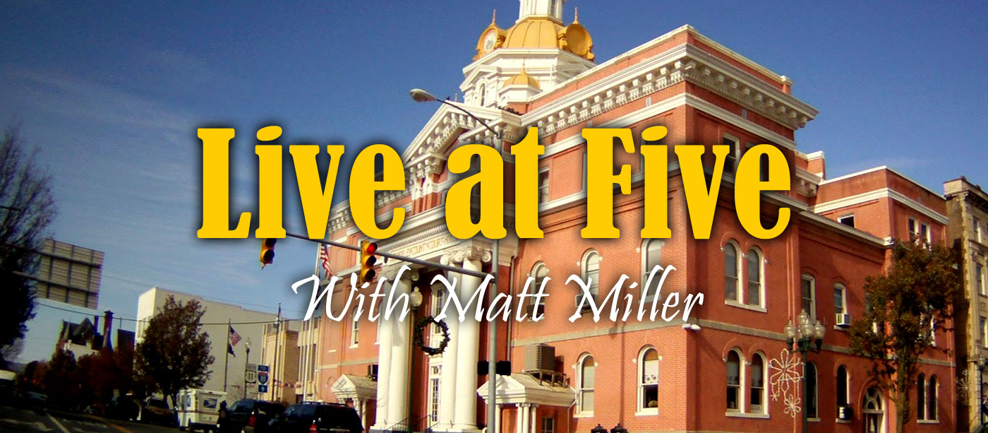 Live at Five with Matt Miller
