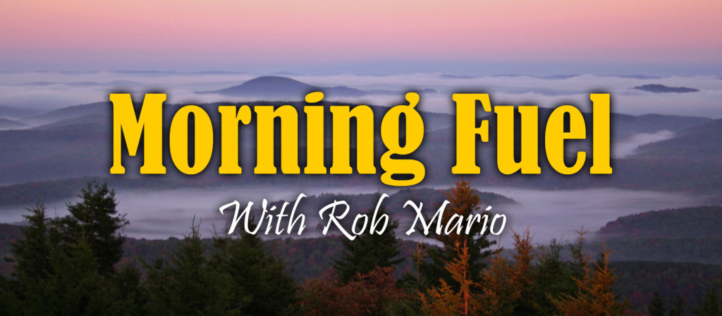 Morning Fuel With Rob Mario