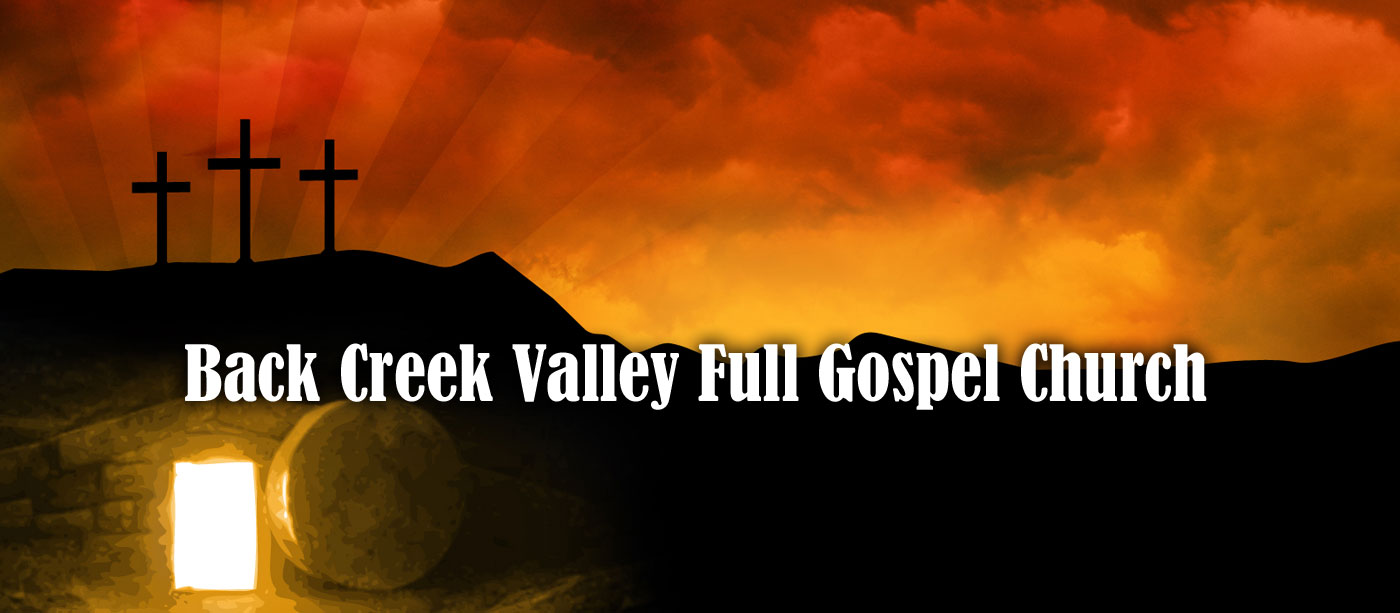 Back Creek Valley Full Gospel Church