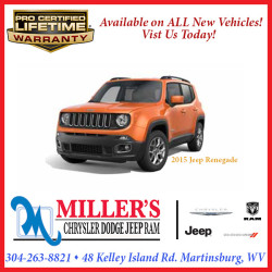 Miller Chrysler Dodge Jeep Ram - Jeep Renegade