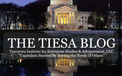 THE TIESA BLOG